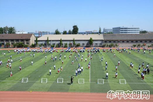 """大窑中学:""""快乐足球""""促进学生综合素养的提升1.JPG"""